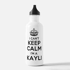 Cute Kayli Water Bottle