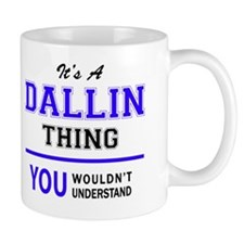 Cute Dallin Mug