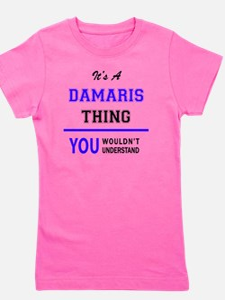 Funny Damaris Girl's Tee