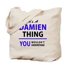 Cool Damien Tote Bag
