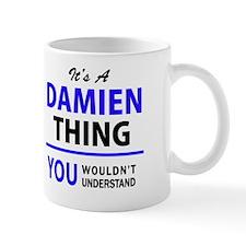 Funny Damien Mug