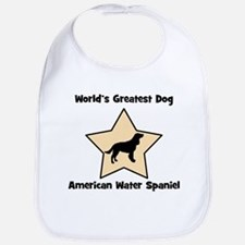 Worlds Greatest American Wate Bib