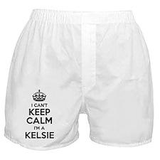 Kelsie's Boxer Shorts