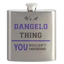 Cute Dangelo Flask
