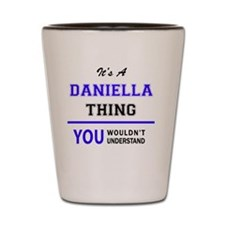 Cute Daniella Shot Glass