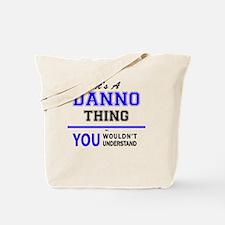 Unique Danno Tote Bag