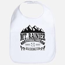 Mt. Rainier Vintage Bib
