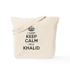 Cool Khalid Tote Bag