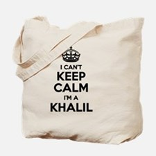 Funny Khalil Tote Bag