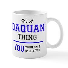 Cute Daquan Mug