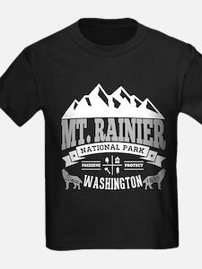 Mt. Rainier Vintage T