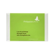 Inspirational Rectangle Magnet (10 pack)