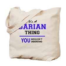 Cute Darian Tote Bag