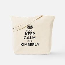Cute Kimberly Tote Bag