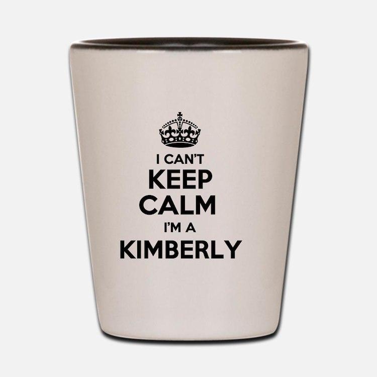 Cute Kimberly Shot Glass