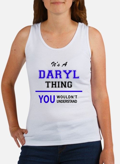 Cute Daryl Women's Tank Top