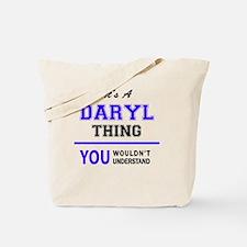 Unique Daryl Tote Bag
