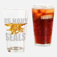 Navy Seals Drinking Glass