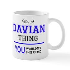 Cute Davian Mug