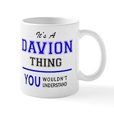 Unique Davion Mug