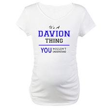 Unique Davion Shirt