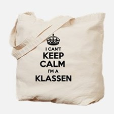 Cute Klassen Tote Bag