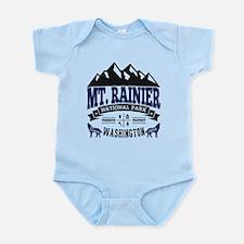Mt. Rainier Vintage Infant Bodysuit