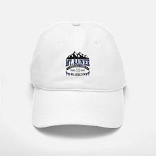 Mt. Rainier Vintage Baseball Baseball Cap
