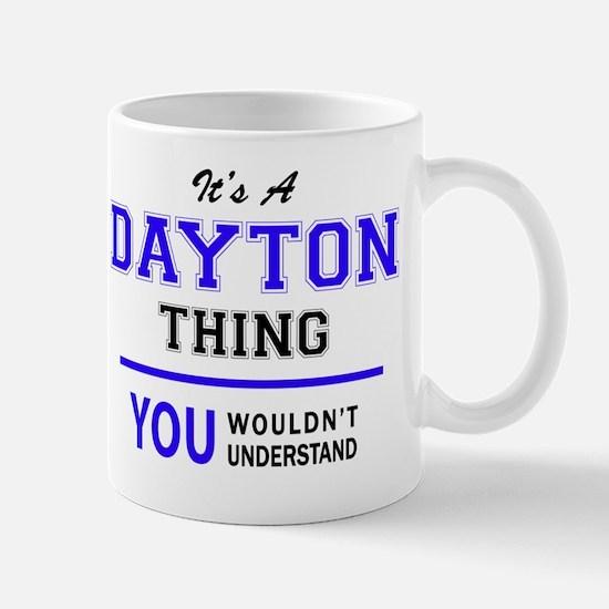 Cute Dayton Mug