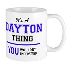 Unique Dayton Mug