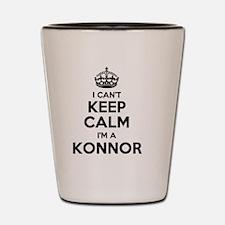 Funny Konnor Shot Glass