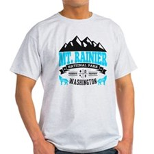 Mt. Rainier Vintage T-Shirt