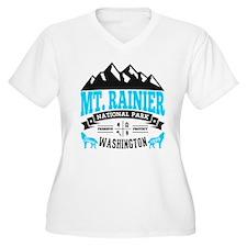 Mt. Rainier Vinta T-Shirt