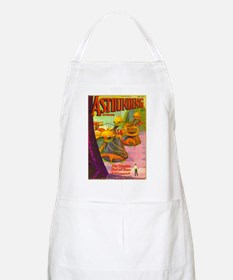 shadow out of time BBQ Apron