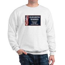 Elizabeth Warren President V3 Sweatshirt
