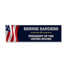 Bernie Sanders President V3 Car Magnet 10 x 3