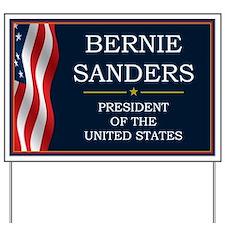 Bernie Sanders President V3 Yard Sign