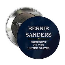 """Bernie Sanders President V3 2.25"""" Button"""