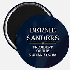 Bernie Sanders President V3 Magnet