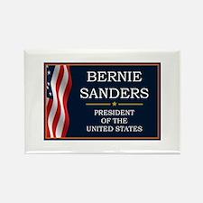 Bernie Sanders President V3 Rectangle Magnet