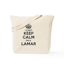 Funny Lamar Tote Bag