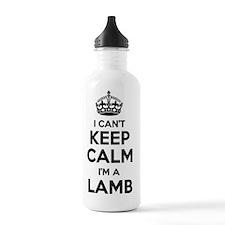 Unique Lamb Water Bottle