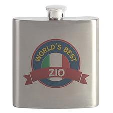 World's Best Zio Flask
