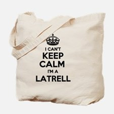 Funny Latrell Tote Bag