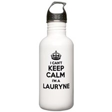 Funny Lauryn Water Bottle