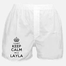 Unique Layla Boxer Shorts