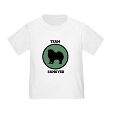 Team Samoyed (green) T
