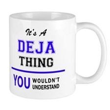 Unique Deja Mug