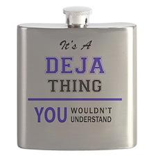 Funny Deja Flask