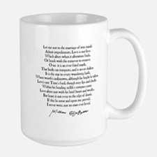 Sonnet 116 Shakespeare Mug Mugs